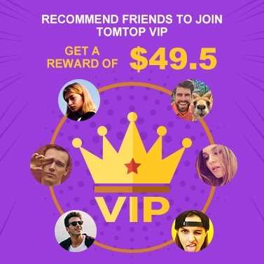 Tomtop VIP Member, a Profitable VIP Member, Join Us and Make Money with Us !