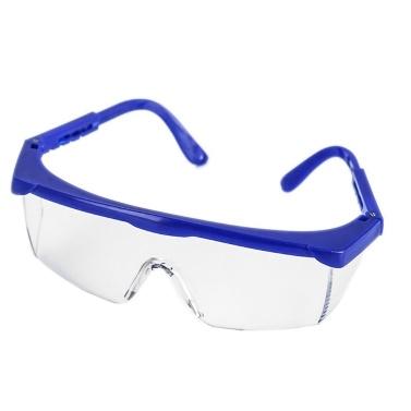 1 Stück Einweg-KN95-Maske 95% Filtration Weiche und atmungsaktive N95-Masken und geschlossene Schutzbrillen Schutzbrille