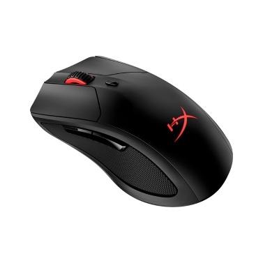 Kingston HyperX Pulsefire Dart RGB Wireless Mouse Gaming Mouse 16000DPI Ergonomic Mouse Rechargeable Mice for Laptop Desktop
