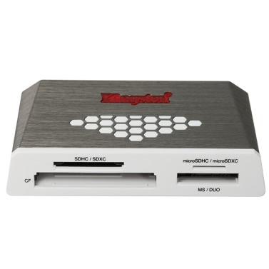 Kingston FCR-HS4 USB 3.0 High-Speed All-in-One TF SD Kartenleser Adapter