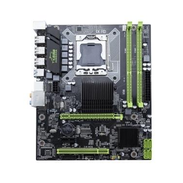 Jingsha X58 Motherboard i7 5675 DDR3 1366PIN Mainboard Unterstützung RECC