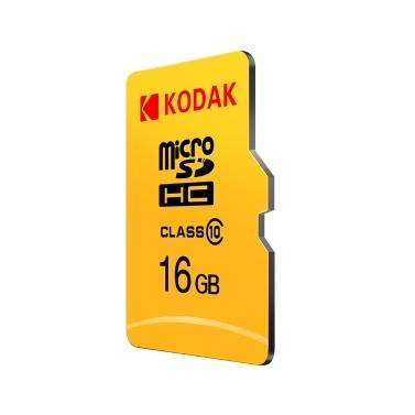 Kodak Micro SD-Karte 32 GB TF-Karte Klasse 10 C10 U1 Speicherkarte Schnell