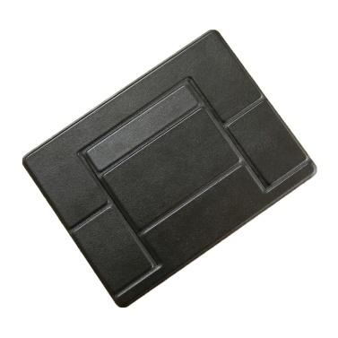 Unsichtbarer Ständer, verstellbar, verstellbarer Halter Tragbarer Tablet-Halter für Laptops Waschbar Wiederverwendbar