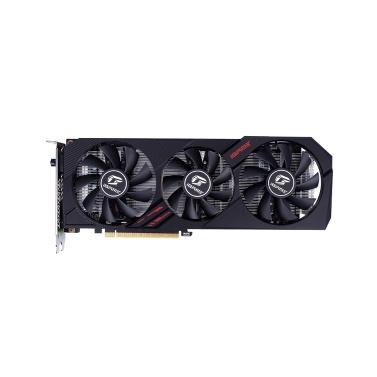 Bunte iGame GeForce GTX 1660 SUPER Ultra 6G Grafikkarte 1830 MHz GDDR6 6 GB RGB Leichte One-Key-Overclock-GPU