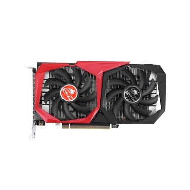 Bunte GeForce GTX 1650 NB SUPER 4G Grafikkarte GDDR6 Grafikkarte