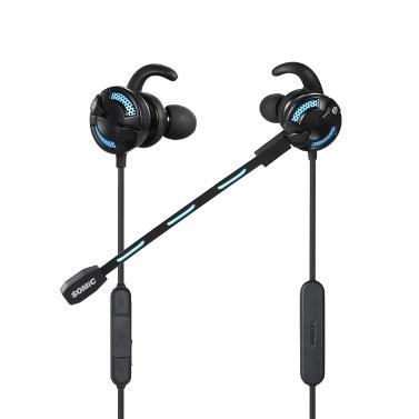 Somic G618PRO Wireless BT4.1 Gaming & Sport Kopfhörer