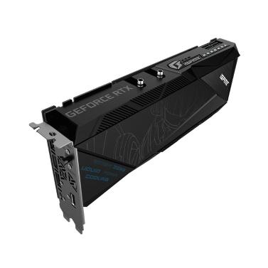 Buntes iGame GeForce RTX 2060 Super Neptun Lite OC GDDR6 8G Grafikkarte GPU One-Key Overclock RGB mit 120 mm Lüfter