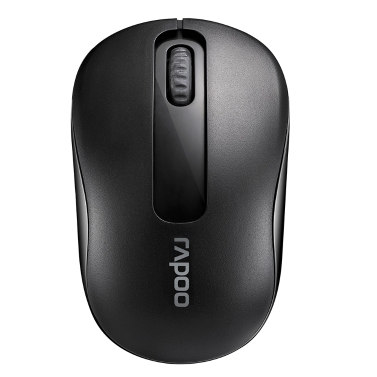 Rapoo 2.4G Wireless Stille Maus