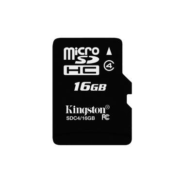 Kingston Ultra 16GB Speicherkarte microSDHC Class 4 TF