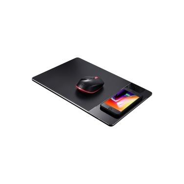 Wireless Charging Mouse Pad Aluminiumlegierung Material Ultra-dünne Design Mauspad