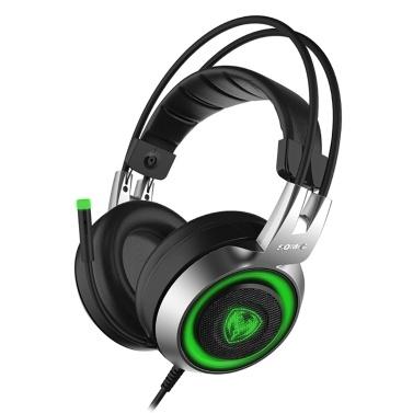 SOMIC G951Pink Mädchen Pink Gaming Headset