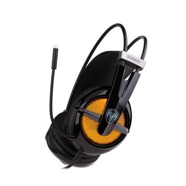 Somic G938 Gaming Headset Deep Bass Stereo Surround Gaming Headphone