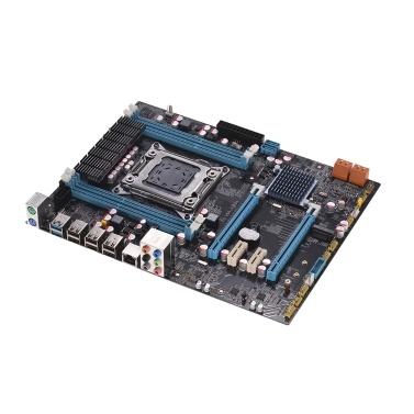 E5 3.2S1 Motherboard NVME M2-Steckplatz unterstützt ATX 64 GB Speicher LGA2011 Motherboard