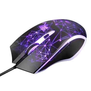 Ajazz AJ119 Kabelgebundene Gaming-Maus