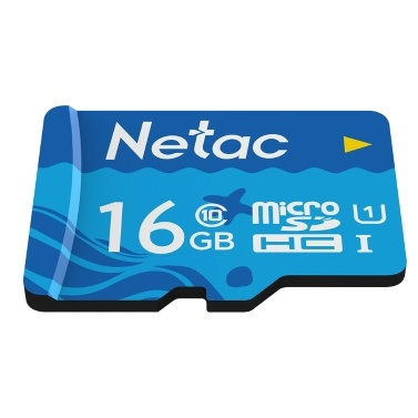 Netac 128GB TF Card Large Capacity Micro SD Card UHS-1 Class10 High Speed Memory Card Camera Dashcam Monitors Micro SD Card