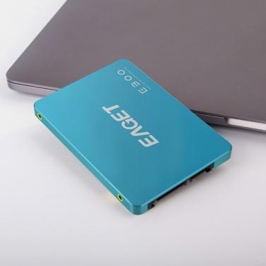 EAGET E300 SSD 2,5 Zoll SATA 3.0 120 GB Solid State Drive Hochgeschwindigkeitslesen Schreiben SSD für Laptop-Desktop-Computer