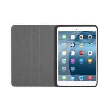 Schutzhülle TPU Back Case Cover Tablet Ständerhalter für iPad Mini 1/2/3/4/5 Schwarz
