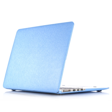 "KKmoon Harte Hülle Seide Muster Leder Decke Snap-on Shell schützende Haut ultra dünne leicht Gewicht für Apple MacBook Pro 15-Zoll-15,4 ""mit Retina Display"