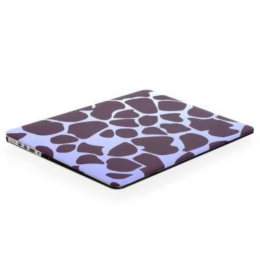 KKmoon Ultra dünne leicht Gewicht Muster Laptop Shell harte Hülle Shell Decke für Apple Macbook Air 13 13,3 Zoll