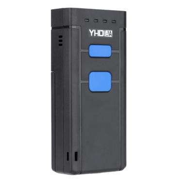 Mini Barcode Scanner BT CCD Ein Dimensional Rot Licht Drahtlos Tragbar Barcode Leser