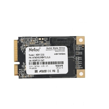 Netac N5M Solid State Drive SSD Festplatte HDD SATA 3.0 High Speed ​​2,5 Zoll 4mm Thinness SSD