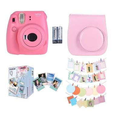 Fujifilm Instax Mini 9 Instant Camera set