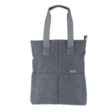 KKmoon Reißverschluss-Mann-Geschäfts-beiläufige Handtasche beweglicher Schulter tragen Beutel-Beutel-Schultasche Reise
