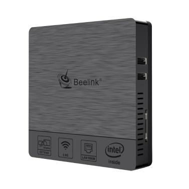 Beelink BT3 PRO Mini PC Intel Atom x5-Z8350 Processor 4GB RAM 64GB SSD 2.4G+5.8G Dual-band WiFi 1000M LAN