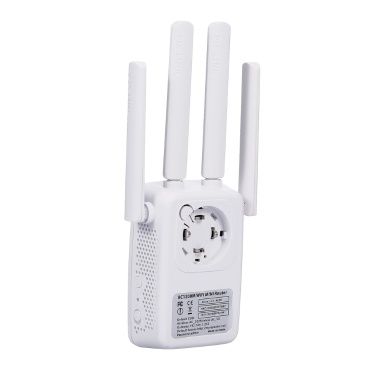 PIX-LINK AC05 1200 Mbit / s Doppelfrequenz 2,4 G 5 G Wireless Repeater Hochgeschwindigkeit 5 G Gigabit Wifi Router Antenne AU Stecker
