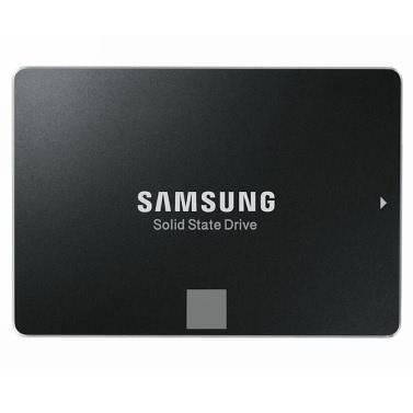 Samsung 850 EVO 1T 2,5-Zoll SATA III 3.0 6Gbp / s Interner SSD Solid State Drive Hochgeschwindigkeits-MZ-75E1T0B / CN