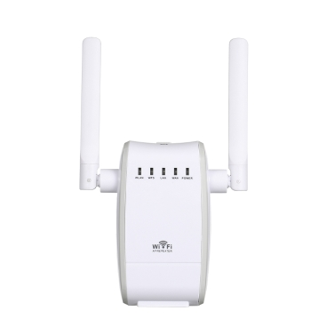 300 Mbps WiFi Range Extender Multi-funktion Mini Wireless-N Signalverstärker Booster AP / Router / Repeater mit 802.11n / g / b WPS-2,4 GHz