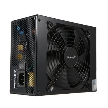 Segotep 1250W GP1350G ATX PC Computer Mining Netzteil 80Plus Gold Active PFC Unterstützung 6 Grafikkarten