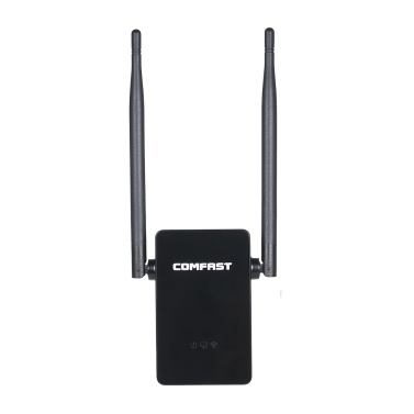 COMFAST WiFi Repeater Drahtloser Dualband-Router mit 750 Mbps, AP-Modus, WiFi-Extender 2,4 G und 5,8 G Wireless Repeater