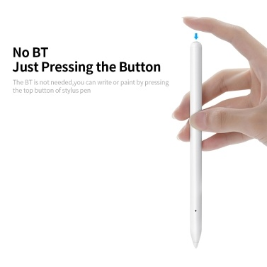BUBM 006 Magnetic Touch Screen Stylus Pen Portable Tilted Palm Rejection Pen for iPad Pro2018/iPad 2019/iPad Air3/iPad mini5