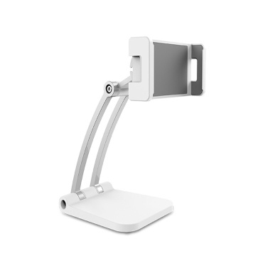 Desktop Tablet Stand 360 Degree Rotating Adjustable Phone Stand Live Streaming  Holder for Phone/4inch to 13inch Tablet