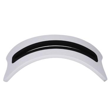 """Samdi Natural Simple Wood Vertikaler Tablet-Ständer mit Unterstützung für Laptop-Halter-Display für Apple Macbook Pro mit Thunderbolt 3 / USB-C (13 """"und 15"""") mit Silikon-Plug-in-Weiß"""
