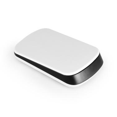 2.4G Kabellose Maus Kabellose optische Full Touch-Maus Kreative Maus Weiß