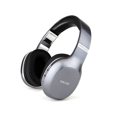 Salar N12 Kabelloser BT Gaming Headset HiFi Deep Bass Kopfhörer