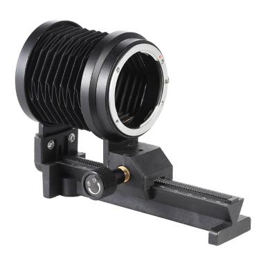 Macro Entension Bellows for Nikon F Mount Lens D90 D80 D60 D7100 D7000 D5300 D5200 D5100 D3300 D3100 D3000 Al SLR