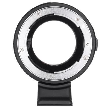 VILTROX NF-M4 / 3 Mount Adapter Ring für Nikon G / F / AI / S / D-Typ Objektiv bis M4 / 3 Mount-Kamera für Panasonic GF1 / GF2 / GF3 / GF5 / GF6 / G1 für Olympus E-M1 / E-P1 / E-P2 / E-P3