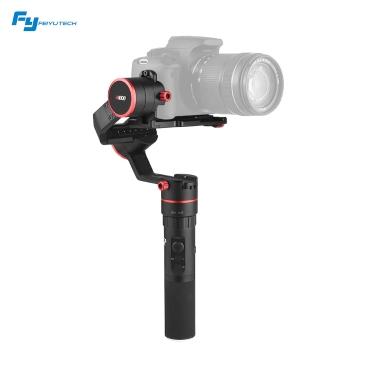 Estabilizador de cámara de cardán de mano única de 3 ejes FeiyuTech a1000