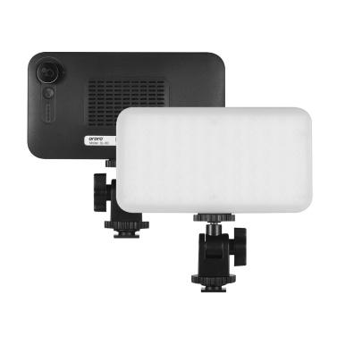 ORDRO Mini LED Video Light On-Camera Fill Light