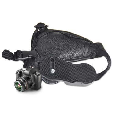 Leather Wrist Strap Camera Hand Grip Replacement