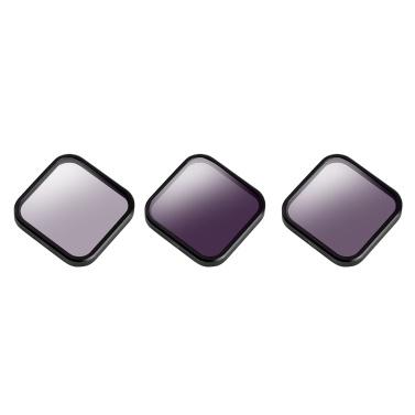 TELESIN IS-FLT-802 ND8/16/32 Filters Neutral Density Filter Kit