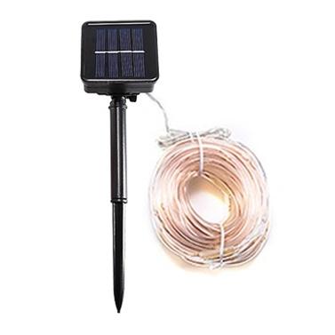 Solar Rope String Light