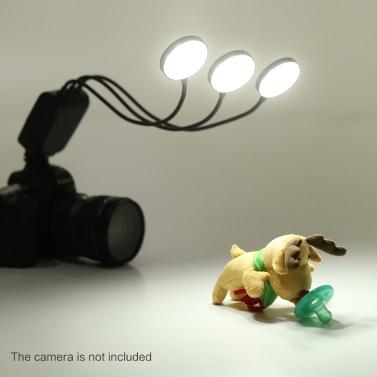 ML-3D Magic LED Makro Blitzlicht Lampe Speedlite