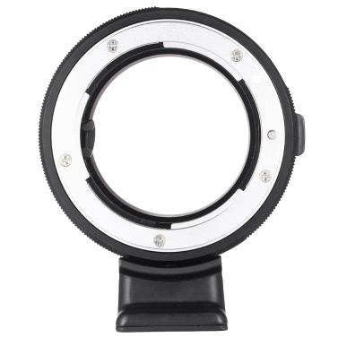 VILTROX NF-NEX-Mount-Adapter-Ring für Nikon G / F / AI / S / D-Objektiv Sony E-Mount Kamera A7 / A7R / NEX-5 / NEX-3 / NEX-5N / NEX-C3 / NEX-5R / NEX F3 / NEX-6 / NEX-7 / NEX-VG10 / VG20 / VG30