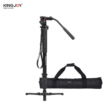 "Kingjoy MP3008 170cm / 66,9 ""Multifunktions-Einbeinstativ"