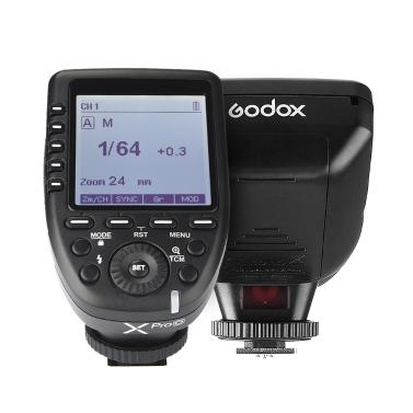 Godox XproO 2.4G Wireless Flash Trigger Transmitter