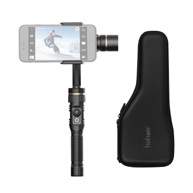 42% OFF hohem BUFF 3-Axis Handheld Smartphone Gimbal,limited offer $93.99